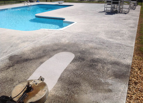 Pool Deck Cleaning Augusta Ga