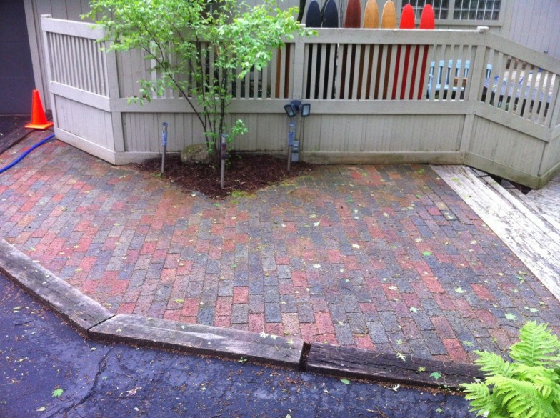 Whether You Have A Brick Patio Or Brick Siding On Your House, Kalamazoo  Power Washing Provides Professional Brick Cleaning And Restoration Services.