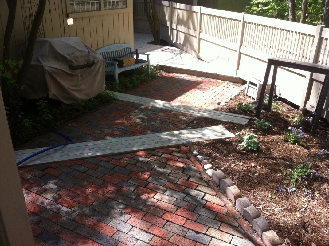 Brick Cleaning - Kalamazoo Pressure Washing