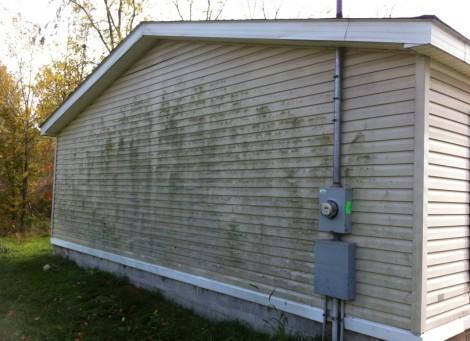 Exterior Power Washing